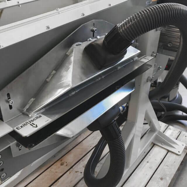 Envio wellrivare E700 med utloppssug