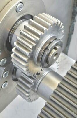 CE-hyväksytyt koneet, joilla on korkea käyttövarmuus