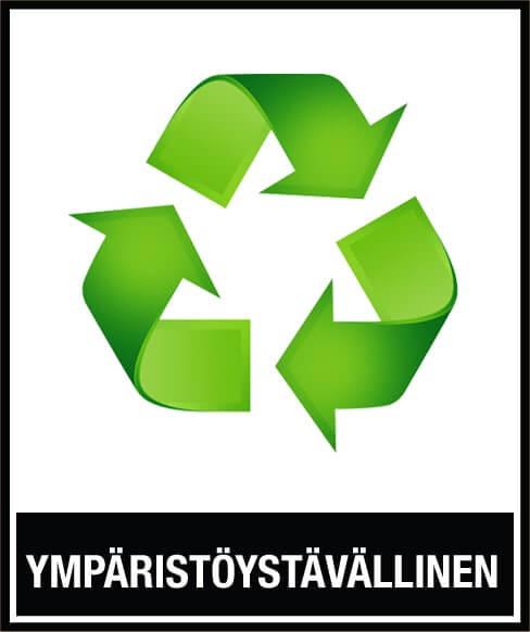 Ympäristöystävällinen pakkausmateriaali, joka vähentää kustannuksianne